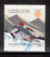 Georgien / Georgia Winter Olympic Games 2018 O - Georgien