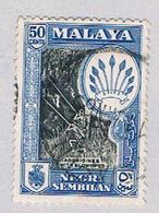 Malaya Negri Sembilian 71 Used Arms Of Negri Sembilian (BP2297) - Negri Sembilan