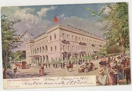 S7310 - Hôtel Grande Bretagne - Athènes - Grecia