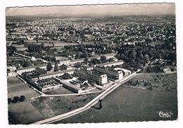 LIMOGES  87  Vue Aerienne . L'asile En 1952 - Limoges