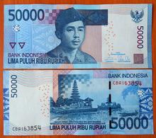 Indonesia 50000 Rupiah 2016 UNC - Indonésie