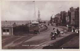 HERNE BAY - TOWER GARDENS - England