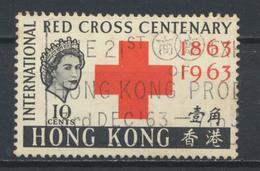 °°° HONG KONG - Y&T N°210 - 1963 °°° - 1997-... Regione Amministrativa Speciale Della Cina