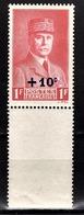 FRANCE 1941 - Y.T. N° 494 - NEUFS** - France