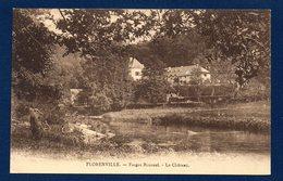 Florenville. Forges  Jean Roussel. Le Château ( Maison Du Maître De Forges). - Florenville