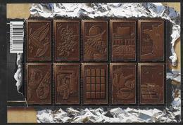 France 2009 Bloc Feuillet N° F4357  Neuf Le Chocolat à La Faciale - Blocs & Feuillets