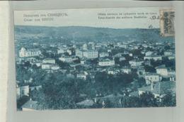 CPA BULGARIE -GRUSS  Von  SISTOV   Total-Ansicht Des Mitleren StadtteilesJan 2019 1048 - Bulgarien