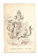 Madame Carnaval Nice 1902 - Carnaval