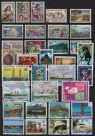 Polynesie - Collection De Timbres Obliteres Des Origines Aux Annees 2000 (TB) - Cote +285€ - Voir Scan - Timbres