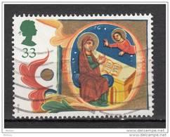 Grande-Bretagne, Great Britain, Noël, Christmas, Religion, Livre, Book, Ange, Angel, Annonciation - Weihnachten