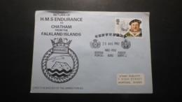ANGLETERRE  RETURN OF HMS ENDURANCE  CENTENARY    1982 - Sonstige