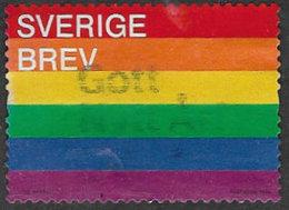 Sweden 2016 Pride Brev Good/fine Used [39/31864/ND] - Sweden