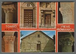 V8011 TOANO PIEVE ROMANICA RE VG (m) - Autres Villes