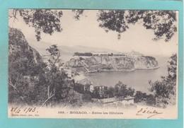Small Post Card Of Entre Les Oliviers,Monaco,Q98. - Monaco
