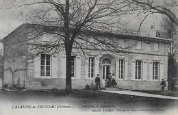 33)   LALANDE  De  FRONSAC  -  Domaine De Siganerie - Andere Gemeenten