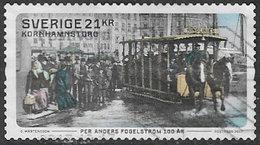 Sweden 2017 Per Anders Fogelstroem 21k Good/fine Used [39/31867/ND] - Sweden