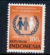 Indonesia 1978 Anti-Apartheid Muh - Indonesia