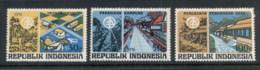 Indonesia 1976 World Human Settlements Day MUH - Indonesia