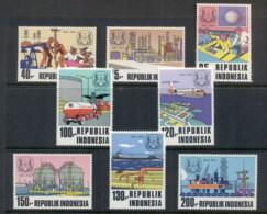 Indonesia 1974 Pertamina State Oil Enterprise MUH - Indonesia