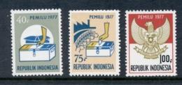 Indonesia 1977 Elections MUH - Indonesia
