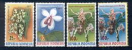 Indonesia 1977 Flowers, Orchids MUH - Indonesia