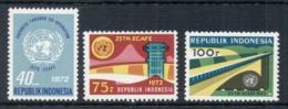 Indonesia 1972 UN Economic Commission MUH - Indonesia