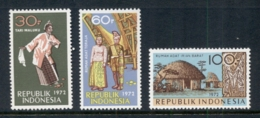 Indonesia 1972 Traditions MUH - Indonesia
