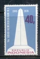 Indonesia 1970 Independence 25th Anniv. MUH - Indonesia