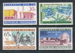 Indonesia 1971 Djakarta 444th Anniversary MUH - Indonesia