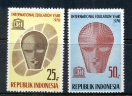 Indonesia 1970 International Education Year MUH - Indonesia