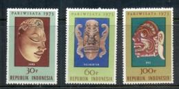 Indonesia 1973 Tourist Publicity MUH - Indonesia
