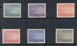 Indonesia 1951 UN 6th Anniv. Indonesian Admission MUH - Indonesia
