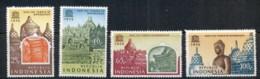 Indonesia 1975 UNESCO Campaign To Save Borobudur Temple MUH - Indonesia