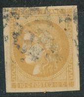 N°43 BORDEAUX NUANCE ET OBLITERATION. - 1870 Emission De Bordeaux