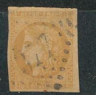 N°43 BORDEAUX NUANCE ET OBLITERATION. - 1870 Ausgabe Bordeaux