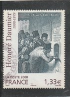 FRANCE 2008 HONORE DAUMIER YT 4305 OBLITERE  - - France