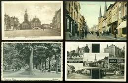 Mooi Lot Van 50 Postkaarten Van Nederland  Holland  Noord - Brabant     - 50 Scans - Postcards