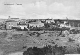 """07640 """"CALAMBRONE - PANORAMA"""" EDIZ. GINO SBRAGIA. CART. ORIG. SPED. 1957 - Italia"""