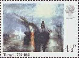 USED STAMPS Great-Britain - The 200th Anniversary Of The Birth Of Joseph MIllard -1975 - 1952-.... (Elizabeth II)