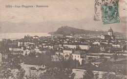 VERBANIA - INTRA - LAGO MAGGIORE - PANORAMA.............F6 - Verbania