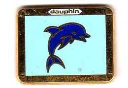 Pin's Dauphin Affichage Zamac Arthus Bertrand - Arthus Bertrand