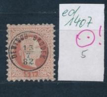 Österreich-Klassik...-netter Stempel.....   (ed1407  ) Siehe Scan -vergrößert - 1850-1918 Empire