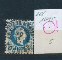 Österreich-Klassik...-netter Stempel.....   (ed1415  ) Siehe Scan -vergrößert - 1850-1918 Empire