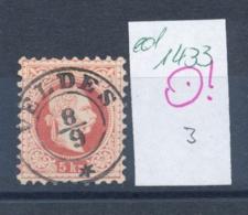 Österreich-Klassik...-netter Stempel.....   (ed1433  ) Siehe Scan -vergrößert - 1850-1918 Empire