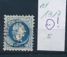 Österreich Klassik -netter Stempel....   (ed1917  ) Siehe Scan - 1850-1918 Empire