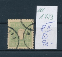 Österreich -Lev. Nr. 8 II O   (ed1753  ) Siehe Scan - Levante-Marken