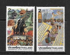 THAILANDE 1997 ANNEE DES ENFANTS  YVERT N°1695/96  NEUF MNH** - Thaïlande