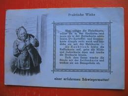 Praktische Winke...einer Erfahrenen Schwiegermutter! - Postcards