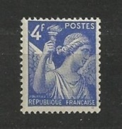 FRANCE      N° YVERT  :   656      NEUF SANS CHARNIERE - France