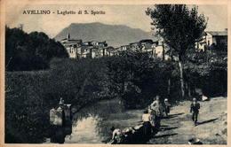 AVELLINO - Laghetto Di S. Spirito - Avellino